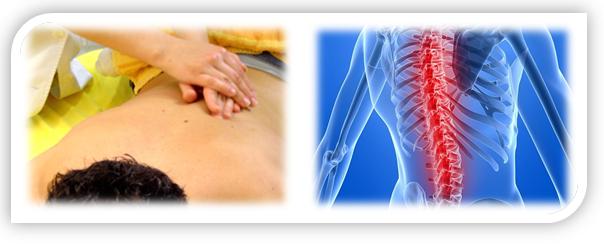 Mobilization of spine